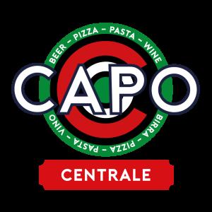 Capo Group Hong Kong Central Restraurant Logo