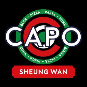 Capo Group Sheung Wan Restaurant Logo
